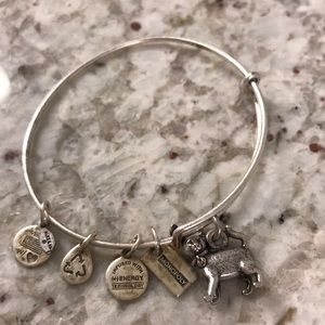 Alex and Ani limited edition Monopoly cat piece